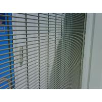 Wholesale Welded security fence high security fence with razor wire or wall spike from china suppliers