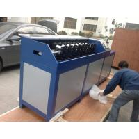Wholesale CR80 Exteral Aluminum venetian blinds fully-automatic making machine from china suppliers