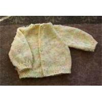 Quality Lovely wholesale baby knitted cardigans, baby outfits with 100%cotton for Spring, autumn for sale