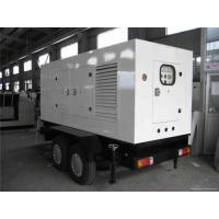 Wholesale 50 Kva Silent Cummins Generator Set Electrical Starting Trailer Mounted Diesel Generator from china suppliers