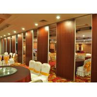 Wholesale Aluminium Movable Partition Folding Acoustic Room Dividers Sound Proof  Wall from china suppliers