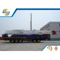 Wholesale 150 Ton Api Workover Rig Drilling Equipment / Well Drilling Tools Equipment from china suppliers