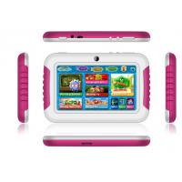 Wholesale 4.3 Inch Red Front Camera Kids Educational Tablet with Android 4.2 from china suppliers