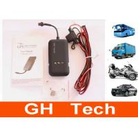 Wholesale Electricity Bike Vehicle GPS Tracker GSM / GPRS Waterproof 220MAh from china suppliers