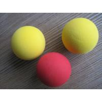 Wholesale Colorful  Bouncy  EVA Foam  Ball / Polythene Foam Stress Balls from china suppliers