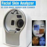 Wholesale Portable 3 Spectrums Bia 3D Facial Skin Analyzer Machine Canon Camera BS3200 from china suppliers