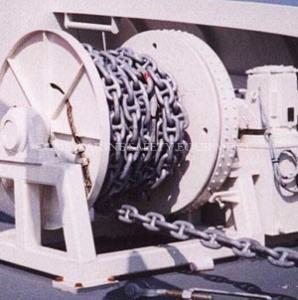 Quality Marine deack Equipment Windlass 19mm-127mm Types for sale