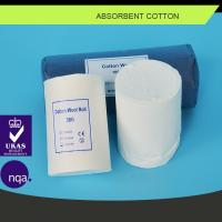 Wholesale Absorbent Cotton Wool 50G 100G 500G Medical Textile Products Surgical Dressing from china suppliers