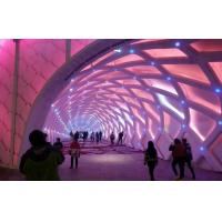 Wholesale LED Decoration Tunnel Lighting 30mm Waterproof IP67 UV Protection Pixel LED RGB from china suppliers