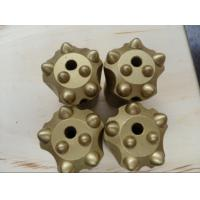 "Wholesale 1 1/4"" Rock Drilling Tools , Tapered Tungsten Carbide Button Bits from china suppliers"