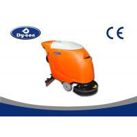 Wholesale 550W Suction Motor Hand Held Floor Scrubber Machine Linetex Rubble Blade from china suppliers