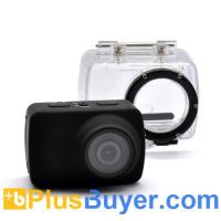 Wholesale Surf N Turf - 1080P Mini Sports Camera with 1.5 Inch Screen (Waterproof, 1920x1080, HDMI) from china suppliers