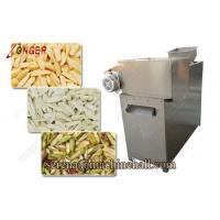 Buy cheap Industrial Almond Strip Cutting Machine|Peanut Sliver Strip Cutter for Sale from wholesalers