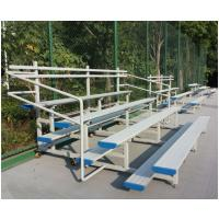 Wholesale Recyclable Temporary Portable Indoor Bleachers , Classic Aluminum Stadium Bleachers from china suppliers