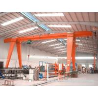 Buy cheap L type Single beam gantry crane from wholesalers