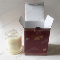 Wholesale 100% natural soy scent candle container in stock from china suppliers