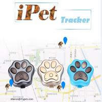 Buy cheap World smallest gps mobile number tracker with phone google map tracking device for pets from wholesalers