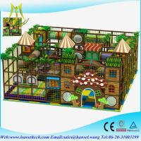 Wholesale Hansel kids indoor play frames soft play center baby play area from china suppliers