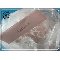 Wholesale White Anti Estrogen Raw Steroid Powders Letrozol-e for Fitness CAS 112809-51-5 from china suppliers
