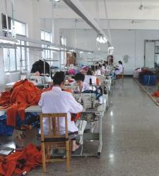Ningbo Yinzhou District Xianya Knitting Co., Ltd.