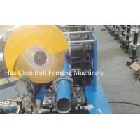 Wholesale Color Steel Sheet Circular Downspout Roll Forming Machine With 15 Rows from china suppliers