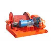 Wholesale Electronic Control 5 T Heavy Duty Electric Winch With Electromagnetic Brake JM Model from china suppliers