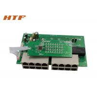 Wholesale Gigabit Ethernet Switch Module 16 Port , 10/100/1000mbps Ethernet Switch Board from china suppliers