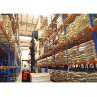 Wholesale Cold Rolled Adjustable Heavy Duty Rack Shelving , Industrial Storage Racks For Warehouse from china suppliers