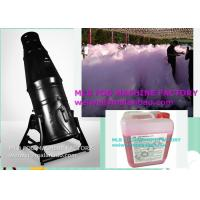 Wholesale Consume Pink Foam liquid Foam Party Machine For Disco / Clubs from china suppliers