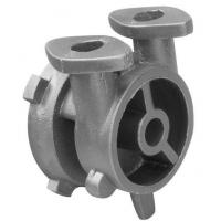 Wholesale Cast iron water pump housing electrical / chemical galvanizing  pump chamber from china suppliers