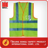 Wholesale SLJ-V003  REFLECTING VEST (SAFETY VEST) from china suppliers