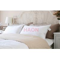 Wholesale Direct Luxury Hotel Collection Pillows , 95% Duck Down Pillow With Down Proof Fabric from china suppliers
