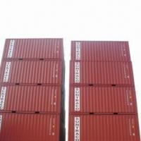 Wholesale Modular container houses, easy assembly, used for temporary office or accommodation from china suppliers