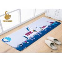 Wholesale Non - Slip Big Size Printing Childrens Bedroom Rugs For Home Kids / Baby from china suppliers