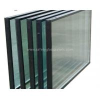Wholesale Heat Insulating Sealed Glass Window Units With Sealant , Euro Bronze from china suppliers