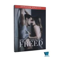 Buy cheap 2018 hot sell Fifty Shades Freed 1DVD Region 1 DVD movies region 1 Adult movies Tv series Tv show Drop shipping from wholesalers