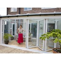Buy cheap Aluminum Folding Door/ Bi-fold Patio Door from wholesalers