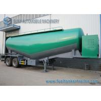 Wholesale 26 CBM Cement Powder Trailer Carbon Steel Tandem Semi Trailer from china suppliers