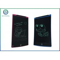 Wholesale 8.5'' / 12'' Electronic LCD Writing Tablet With Stylus Holder / LCD Drawing Tablet from china suppliers