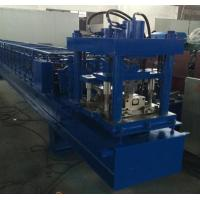 Wholesale Manual Decoiler Shutter Roll Forming Machine 40GP Container , Cold Roll Forming Machine from china suppliers