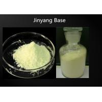 Wholesale Yellow Sex Enhancement Drugs Powder Jinyang Base / Jinyang Alkalicas For ED Treatment from china suppliers