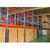 Wholesale Factory Storage Metal Rack / Pallet Warehouse Racking With Loading Duty 200kgs - 6000kgs from china suppliers