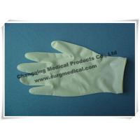 Wholesale Surgical Medical Examination Glove Textured / Soomth Latex Powdered / Powder Free from china suppliers