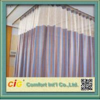 Wholesale Polyester Cubicle Hospital Use Modern Curtain Fabric / Curtain Cloth Material for Upholstery from china suppliers