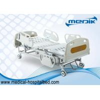 Wholesale Multi-Purpose Detachable Foldable Electric Hospital Bed 4 electric motor from china suppliers