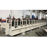 Wholesale 11KW 0.8-1.5mm Galvanized Steel Guide Rail Roll Forming Machine 22 Stations from china suppliers