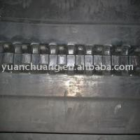 Wholesale Excavator rubber track(600*100*LINKS) from china suppliers