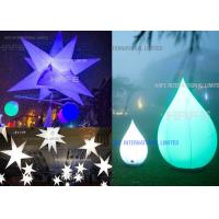 Wholesale Customized Party Events Column Lights / Star Light Decoration Color - Changing from china suppliers