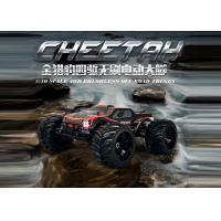 Quality Waterproof 4WD RC Trucks Electric , ESC Huge 4WD Electric RC Buggy for sale