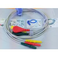 Wholesale Patient ECG Monitor Cable 3 Color Alligator clip electrodes Needle Electrode from china suppliers